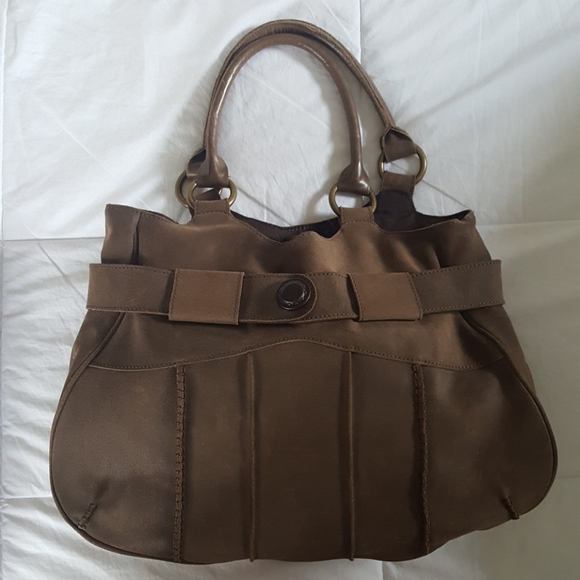 Nine West Vintage America Handbags - Nine West Leather Bag